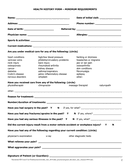 Child Travel Consent Form