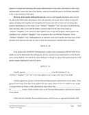 Last will and testament form (North Carolina) page 2 preview