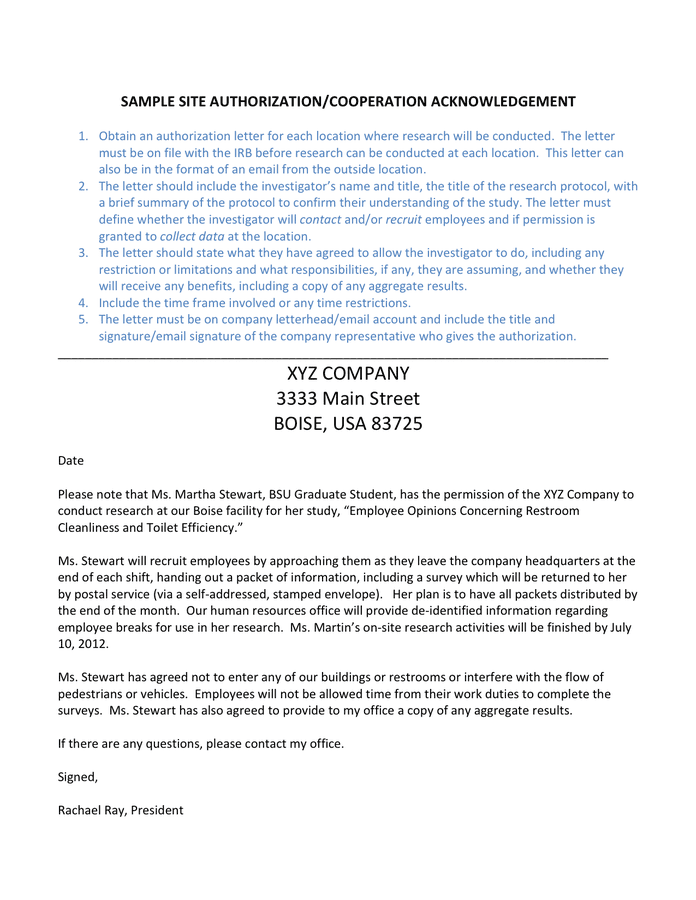 Letter Of Permission Sample from static.dexform.com