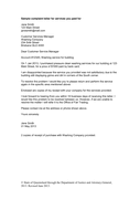 complaint letter for services page 2 preview