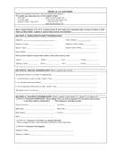Medical claim form page 1 preview
