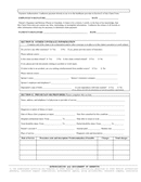 Medical claim form page 2 preview