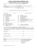 Medical information release form sample page 1 preview