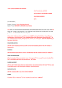 Booking complaint first letter page 1 preview