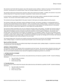 Vendor Proposal Cover Letter page 2 preview