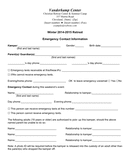 Summer camp registration forms page 2 preview