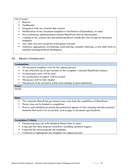 Project charter and project management plan template page 2 preview