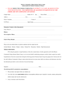 Authorization for Medical Treatment of Minors Form page 1 preview