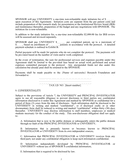 Clinical study agreement template page 2 preview