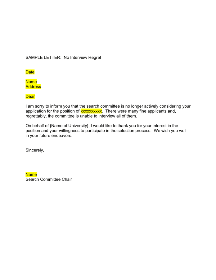 Job Offer Letter Format Letter Idea 2018