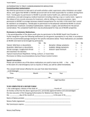Church youth health information form page 2 preview
