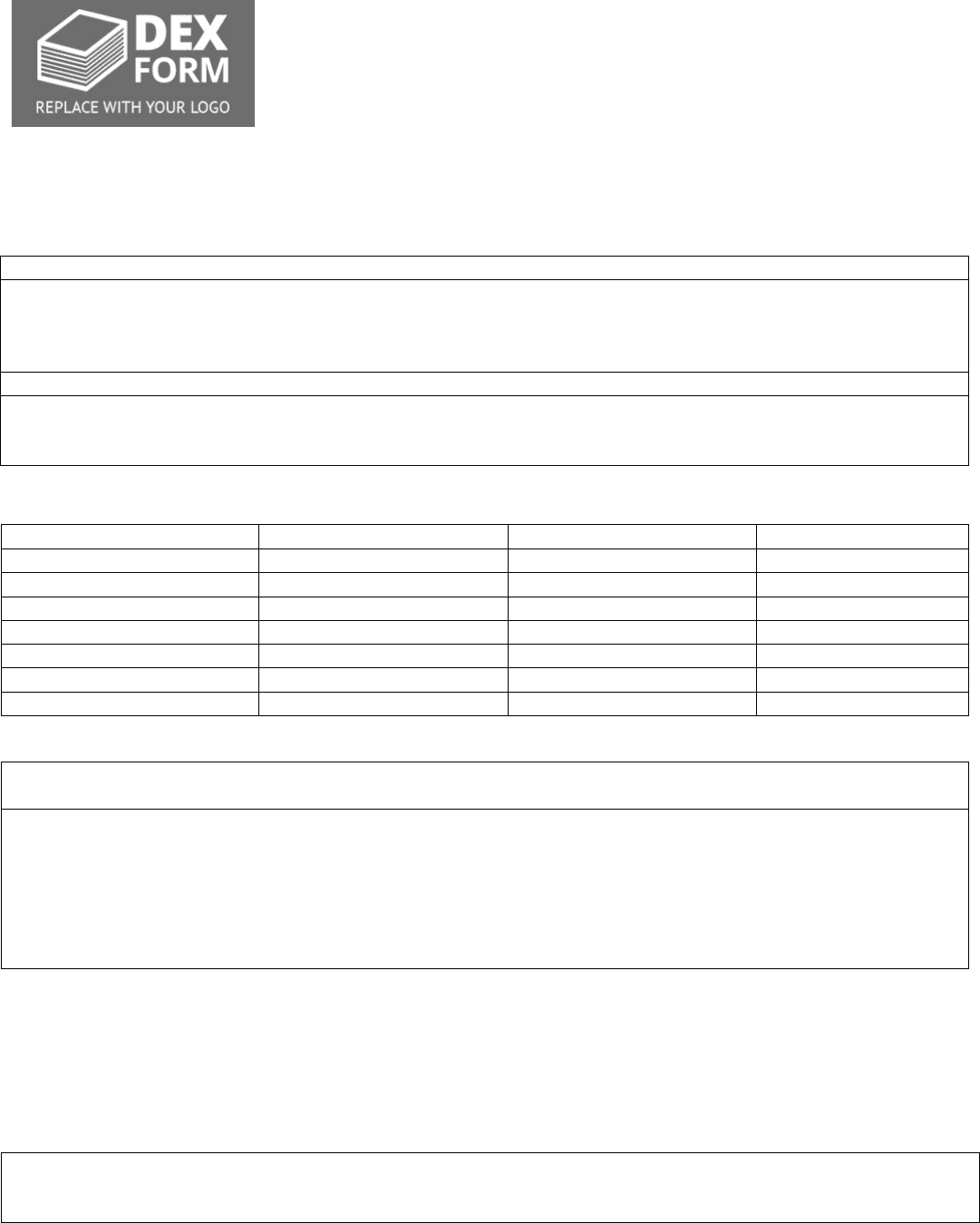 Theatre booking form