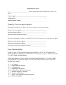 Statutory power of attorney form (Colorado) page 2 preview