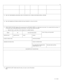 Church job application form page 2 preview