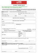 Incident report template (New Zealand) page 1 preview