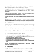 Staff resignation and termination procedure page 2 preview