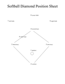 Baseball Roster Template
