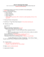 Internet marketing plan outline page 1