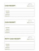 cash receipt page 1 preview