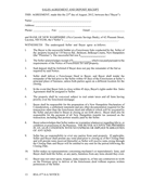 Sales agreement and deposit receipt page 1 preview